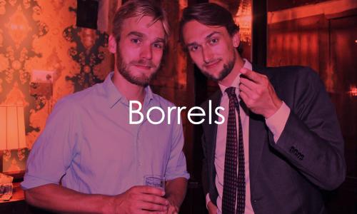 2. borrels